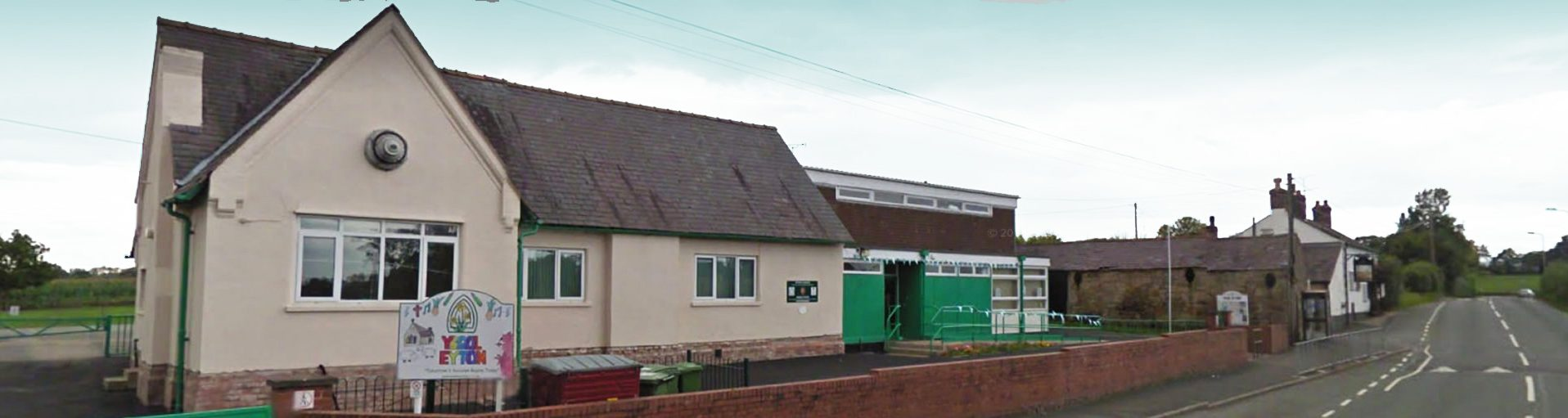Photograph of Eyton Primary